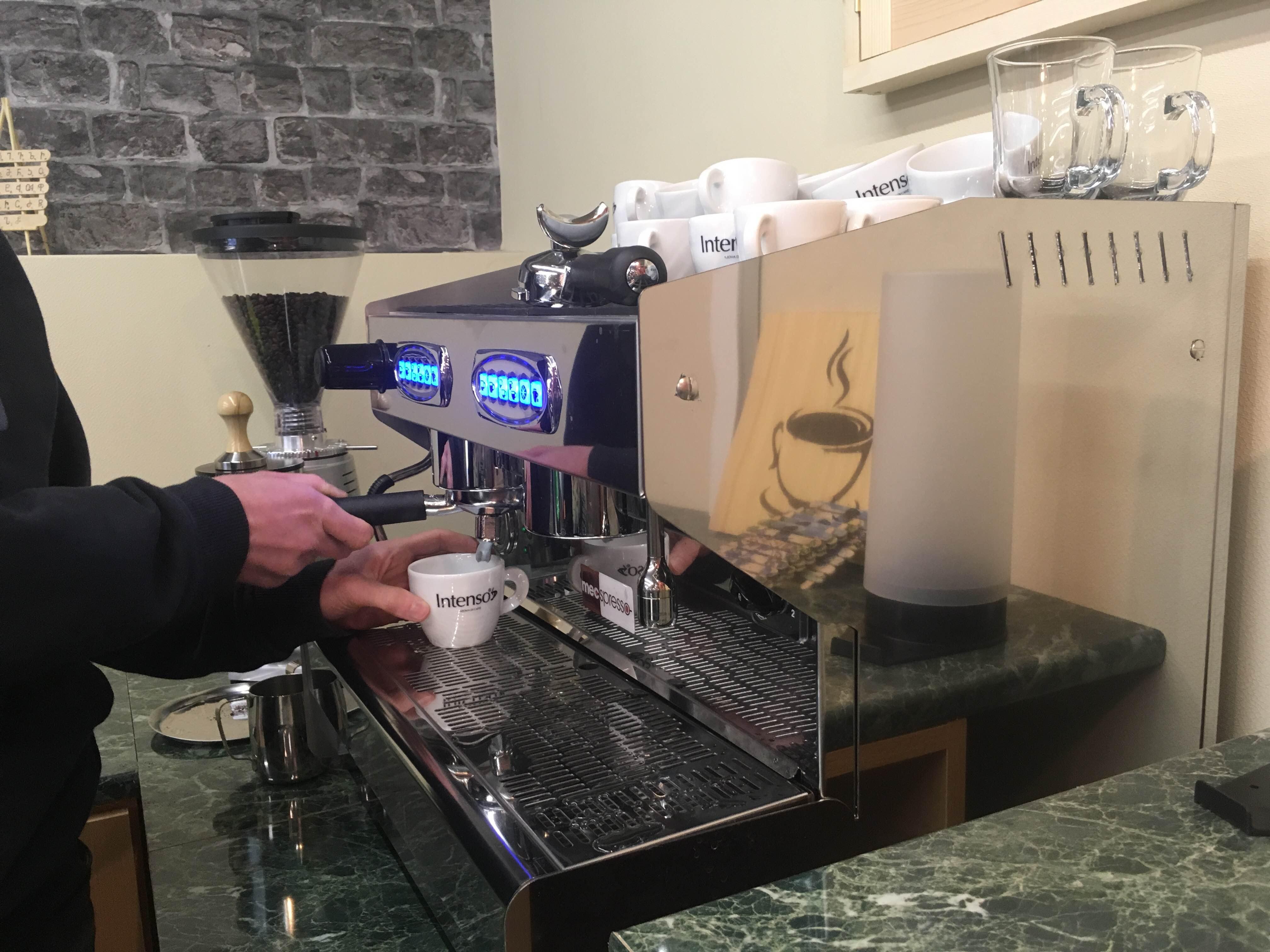 coffemachine